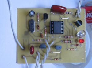 Металлоискатель малыш FM-2 улучшенный