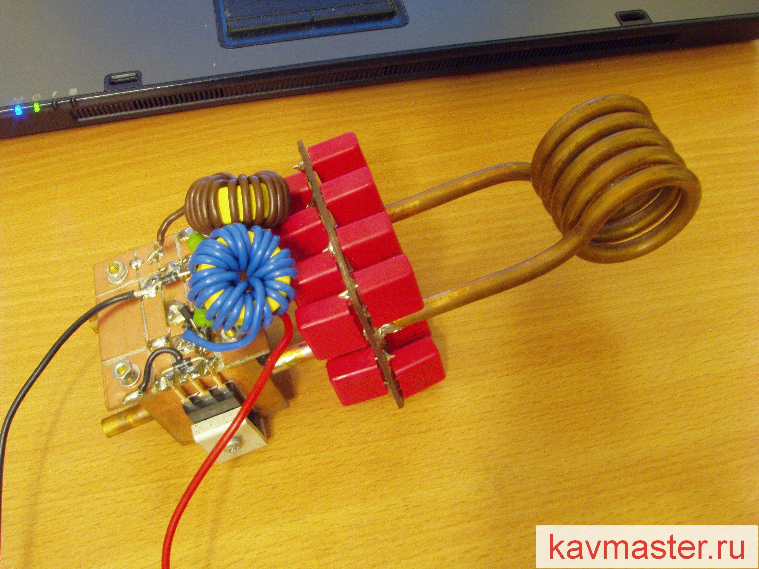 Индукционные нагреватели отопления своими руками фото 256
