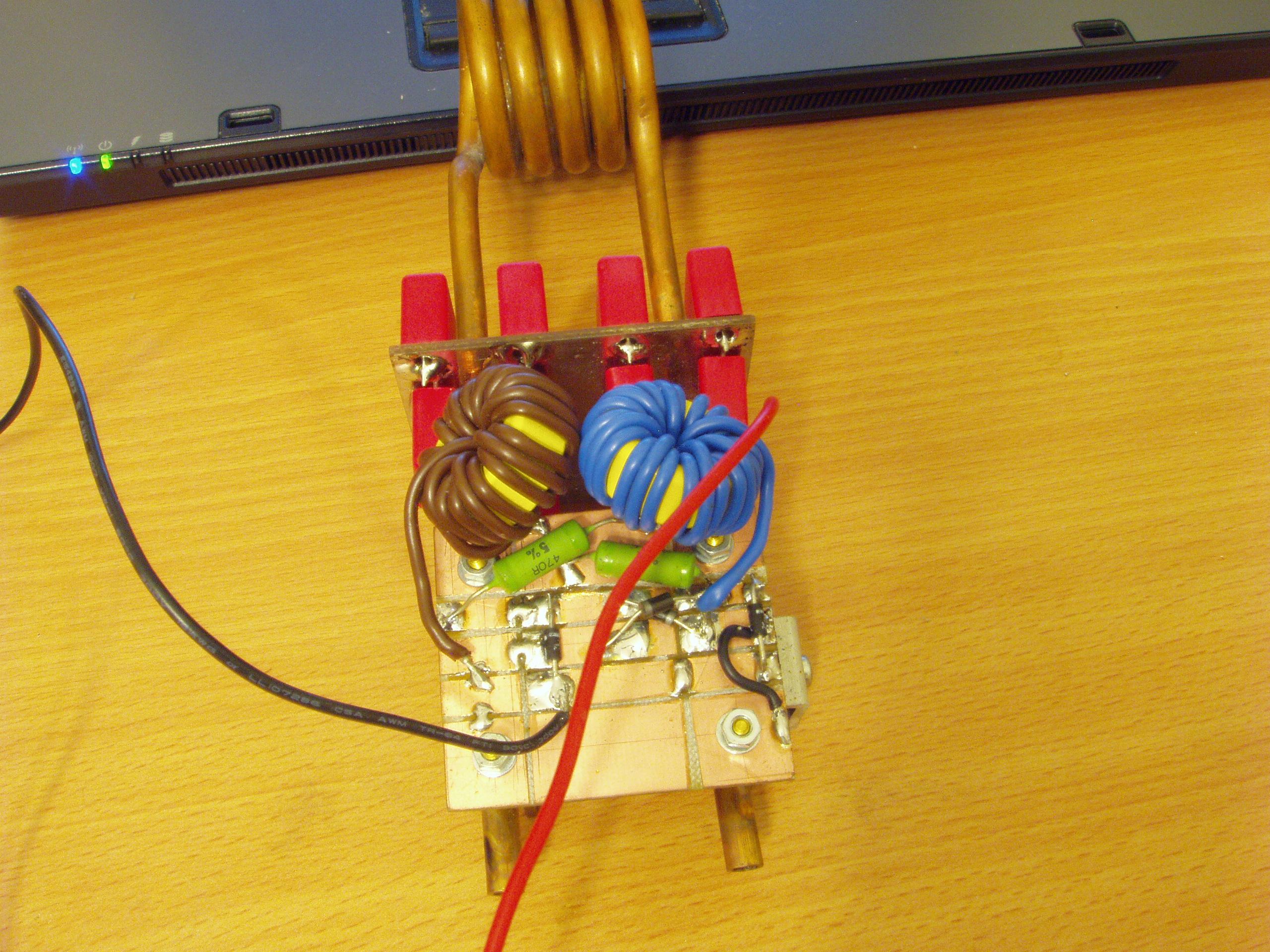 Зарядное устройство для автомобильных аккумуляторов 17