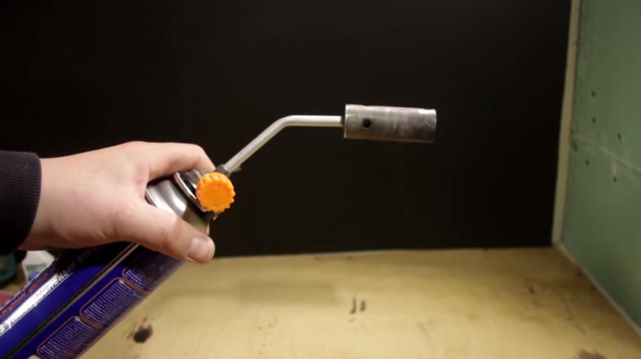 Горелка газовая ручная своими руками фото 453