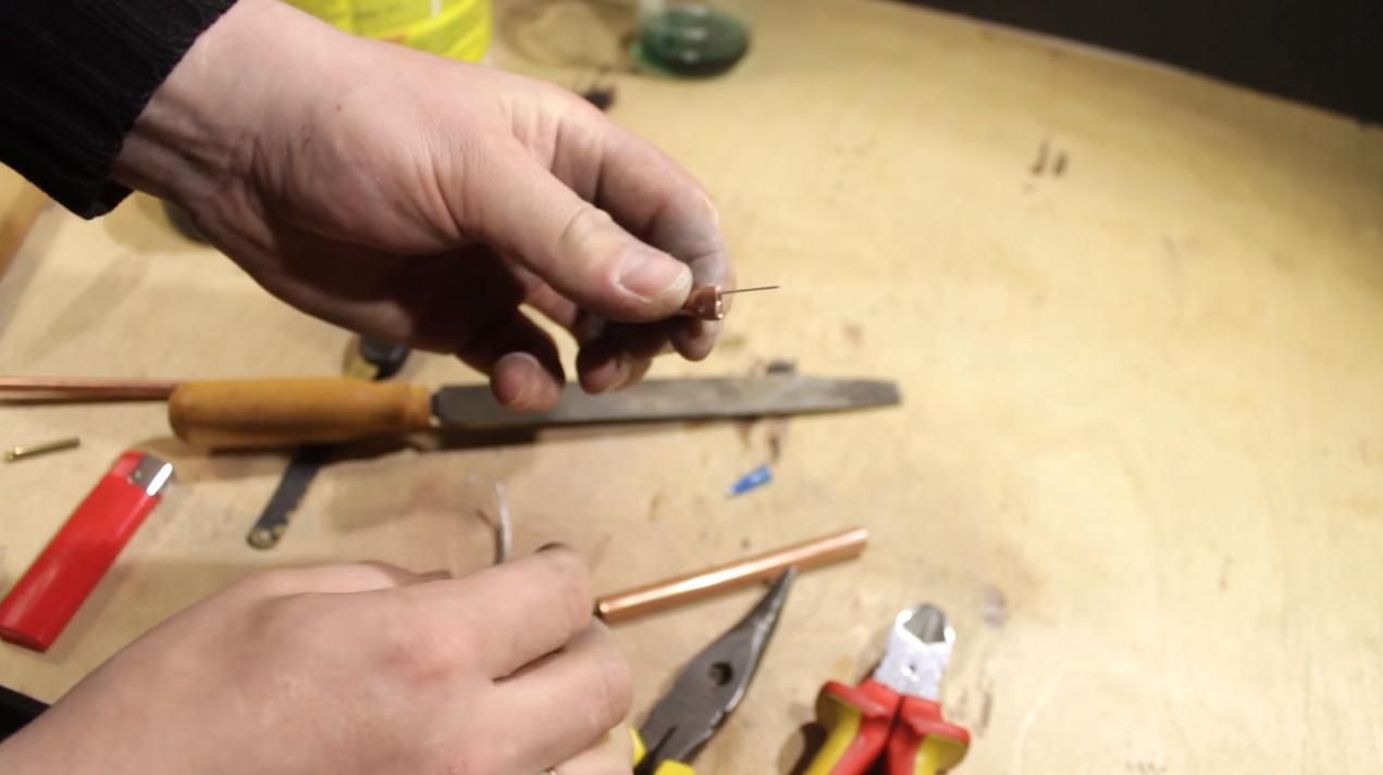 Как сделать газовую горелку бунзена своими руками