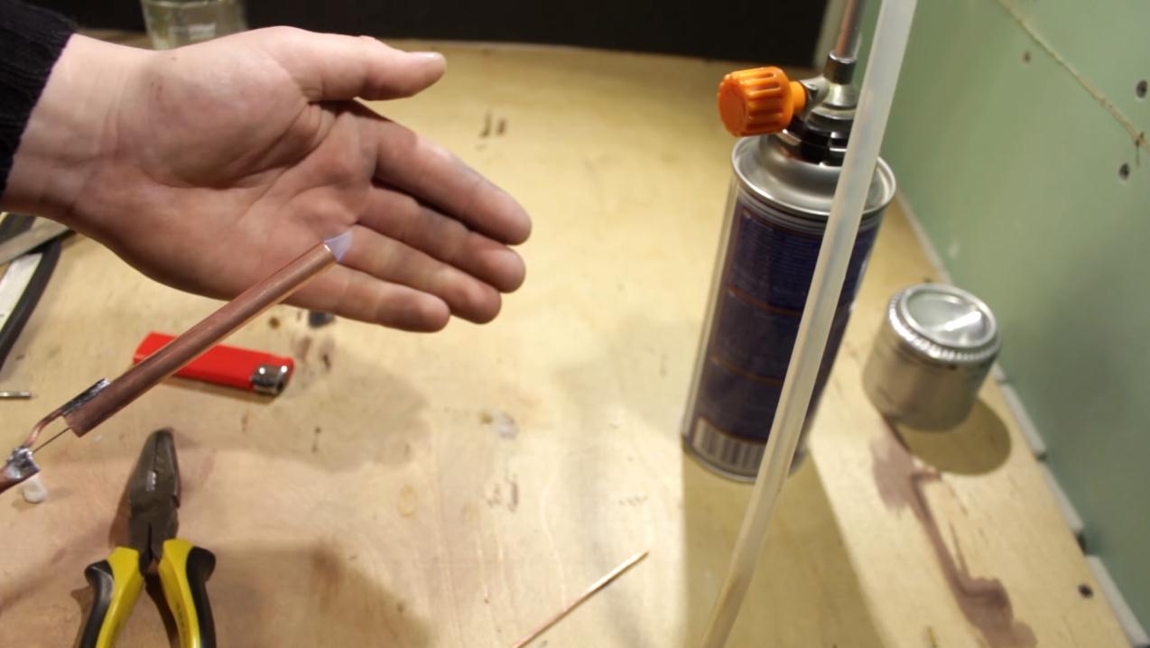Как сделать самодельную горелку своими руками