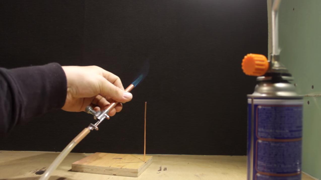 Газовая горелка своими руками