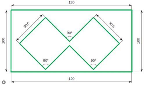 Антенна двойной квадрат своими руками