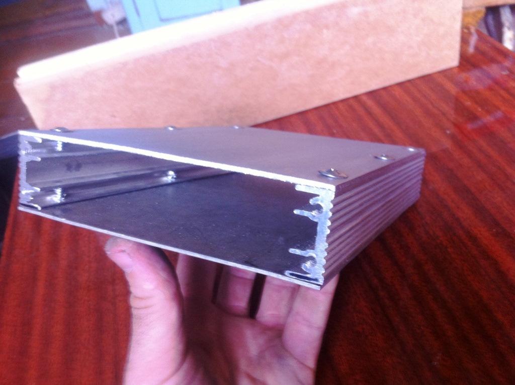 Усилитель для сабвуфера 350 Ватт радиатор 2