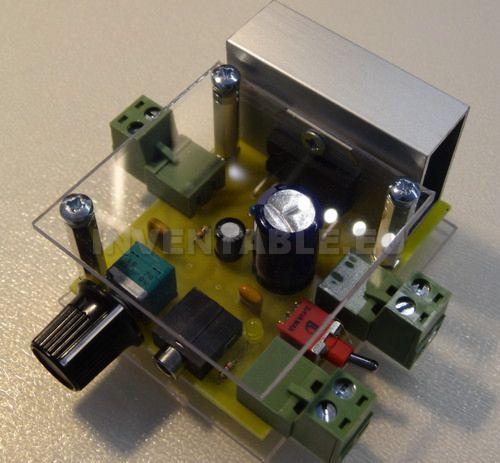 Усилитель звука на TDA7297