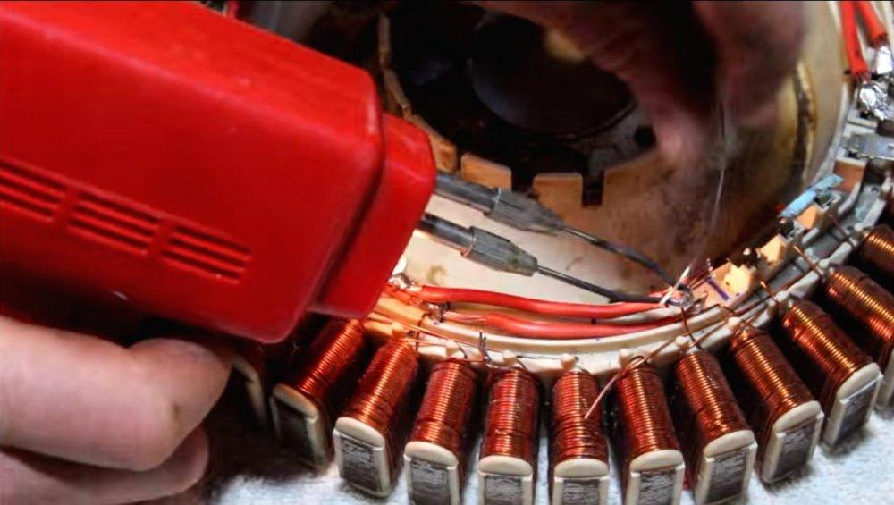 Электрогенератор переделка двигателя от стиральной машины