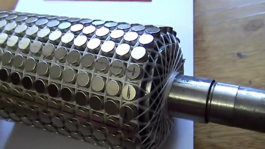 Генератор из асинхронного двигателя