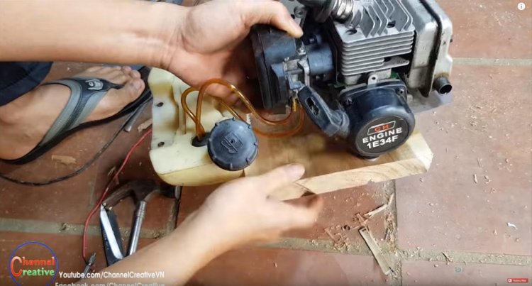 Как сделать генератор на 220 В