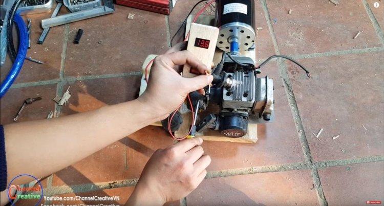 Как сделать самому генератор на 220 вольт
