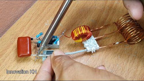 Индукционный нагреватель своими руками - 1