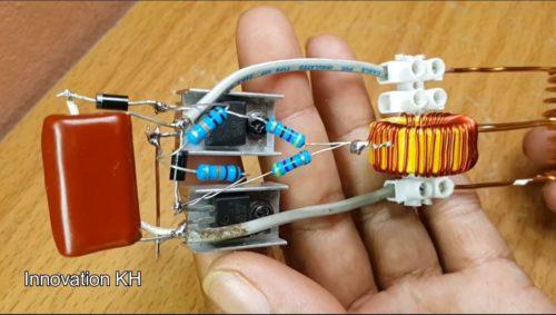 Индукционный нагреватель своими руками - 4