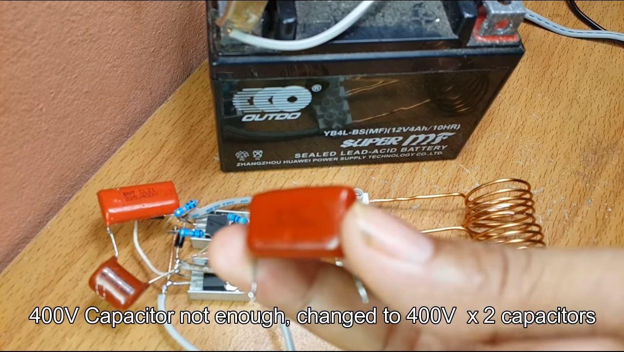 Индукционный нагреватель своими руками - 7