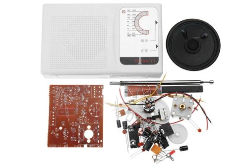 AM-FM радиоприёмник kit набор