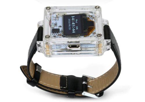 kit- набор светодиодные часы купить