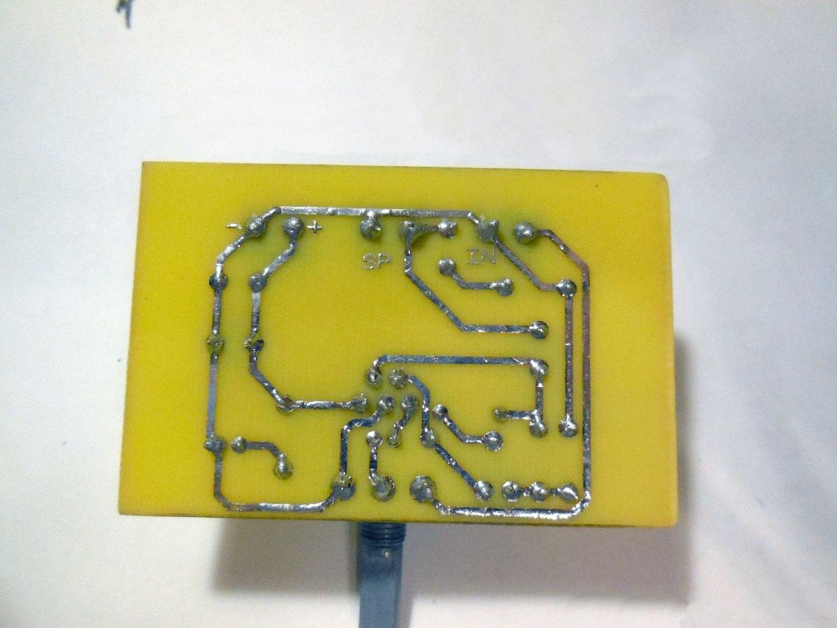 Усилитель на микросхеме TDA2003 своими руками