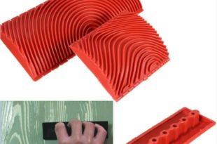 Резиновый структурный шпатель