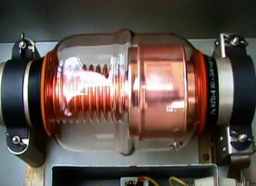 Вакуумный конденсатор